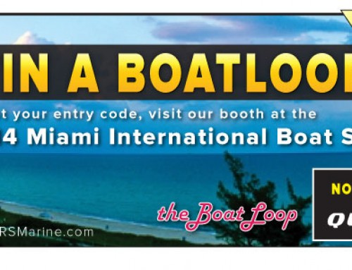 Win a Boat Loop! – Miami Boat Show