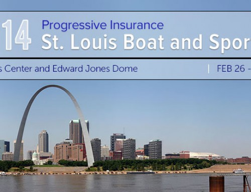 St. Louis Boat and Sportshow – Feb 2014